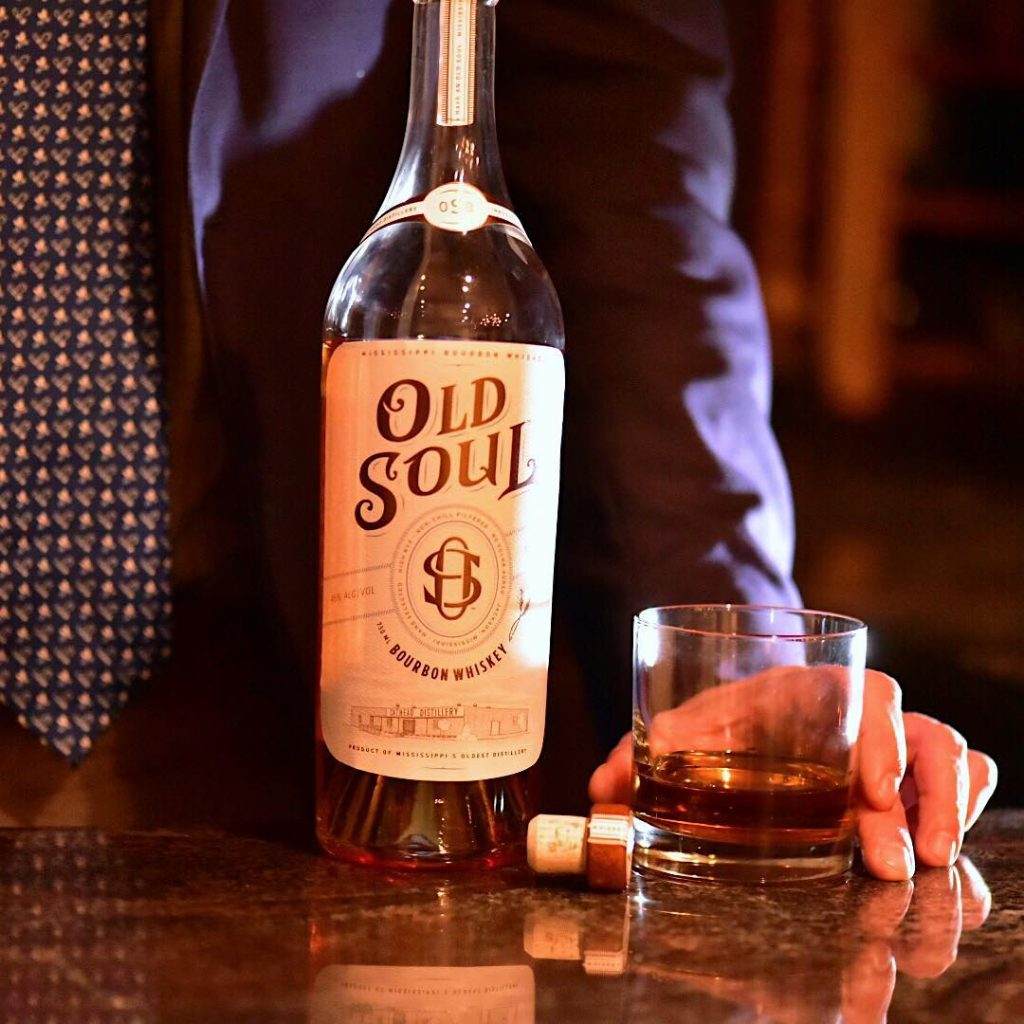 Mississippi's First Bourbons - Manufactured In
